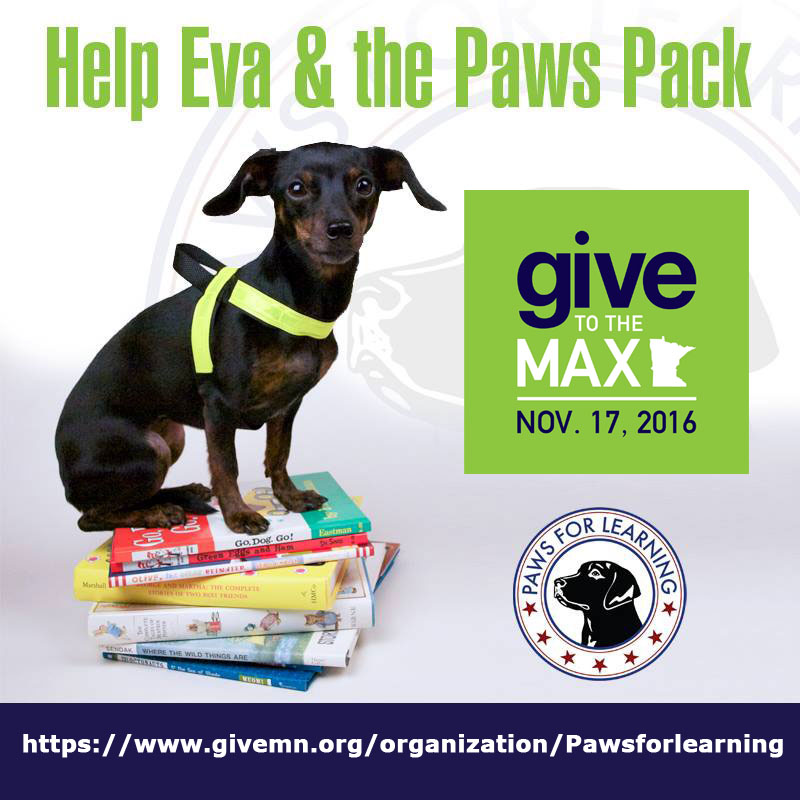 Give To The Max Day - November 17, 2016